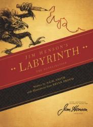 jim-henson-s-labyrinth-the-novelization-vol-1